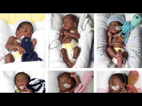 Woman Has Sextuplets: The Science of Multiple Births.