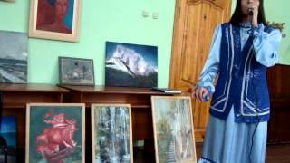 Выставка живописи Корнелии Марган. The exhibition of Cornelia Margan