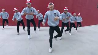 Merry Christmas Dance 2017   SWEETBOX FAMILY   Choreography BunSmile ft An Thúy