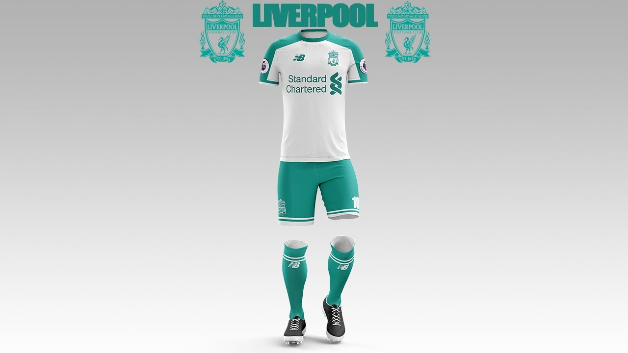 buy popular 482a6 16a17 2017/18 Liverpool Away kit!   Speed Concept Kit!