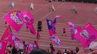 Jリーグ2019 セレッソ大阪VSFC東京 FC東京が無敗で首位を走る中、前説大...