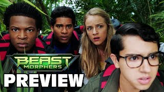 """Power Rangers Beast Morphers Episode 1 Preview 