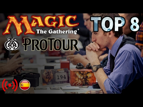 TOP 8 - PT AETHER REVOLT / JUND ENERGY VS MARDU-V