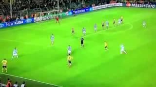 Dortmund gegen Malaga Nachspielzeit ! Dickel rastet aus !