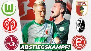 So hart wird der Abstiegskampf! | Bundesliga Prognose 1/3