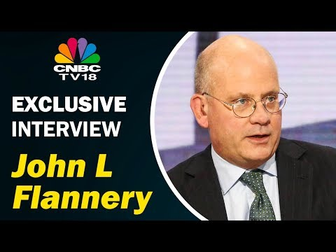 John L Flannery Interview (Exclusive) | CEO, General Electric | CNBC TV18