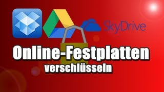 Online-Festplatten verschlüsseln!