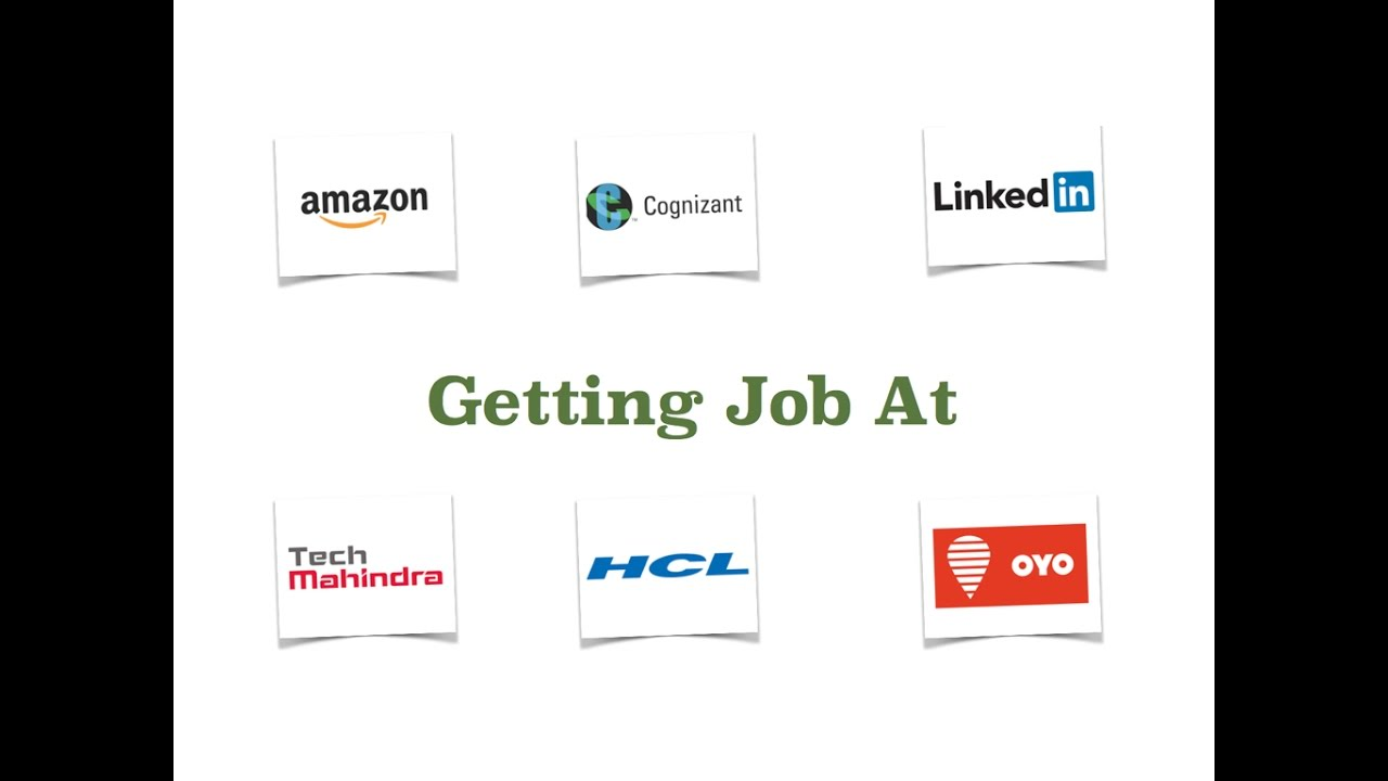 how to get a job at amazon linkedin oyo linkedin placements how to get a job at amazon linkedin oyo linkedin placements intro