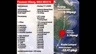 Senarai Penumpang Malaysia Airlines (MAS) @ list complete passengers & crew aboard flight MH370
