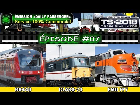 "[LCDG-TV France] Emission ""Daily Passenger"" #7"