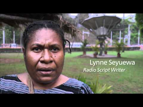 Radio Soap Fights Malaria In Papua New Guinea