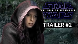 Star Wars: The Rise of Skywalker - TRAILER #2 - Daisy Ridley, Adam Driver Film (CONCEPT)