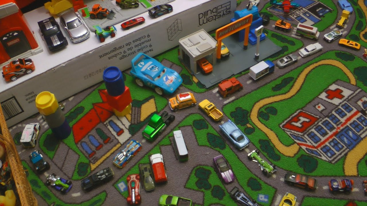Play Carpet For Toy Cars Lets See Carpet New Design