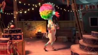 Marty Afro Circus Song Madagascar 3 funny song