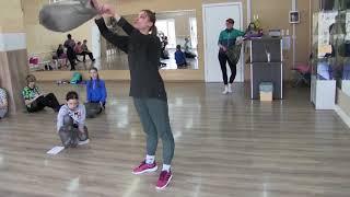 """Танцевальная лаборатория """"Методика современного танца"""""""