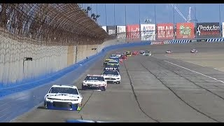 Monster Energy NASCAR Cup Series qualifying: Auto Club Speedway