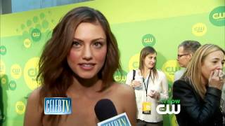 Phoebe Tonkin and Claire Holt