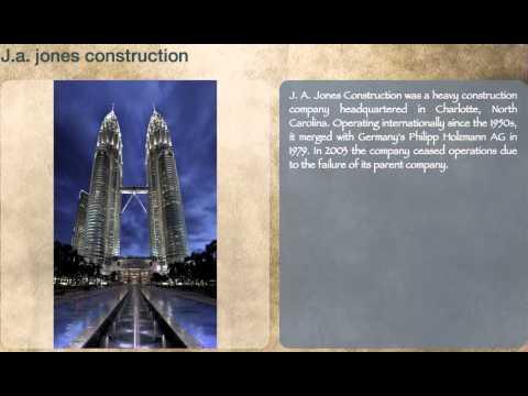 J.A. Jones Construction