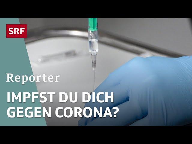 Corona-Impfung: Unheil oder Segen? | Die grösste Impfaktion in der Schweiz | Reportage | SRF DOK