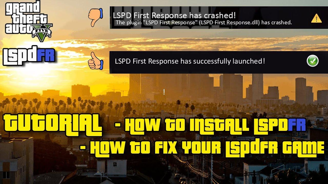 GTA 5 LSPDFR RAGE HOOK TUTORIAL INSTALLATION PROBLEM [SOLVED]