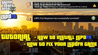 GTA 5 LSPDFR RAGE HOOK TUTORIAL INSTALLATION PROBLEM [SOLVED]