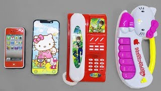 Learn Sizes from Smallest to Biggest! Learn Colors with Mobile Phone For Kids - Colors for Children