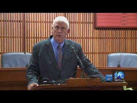 VB Mayor Addresses Resignation Of City Manager