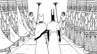 bast-and-anubis-in-time-to-go