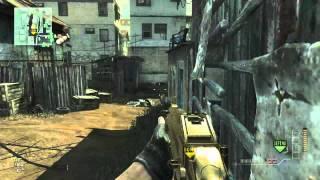 Call Of Duty MW3 - M.O.A.B (Hidden Kill Streak)
