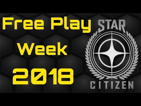 Play Star Citizen For Free: This Week Only (Nov. 23-30 2018)