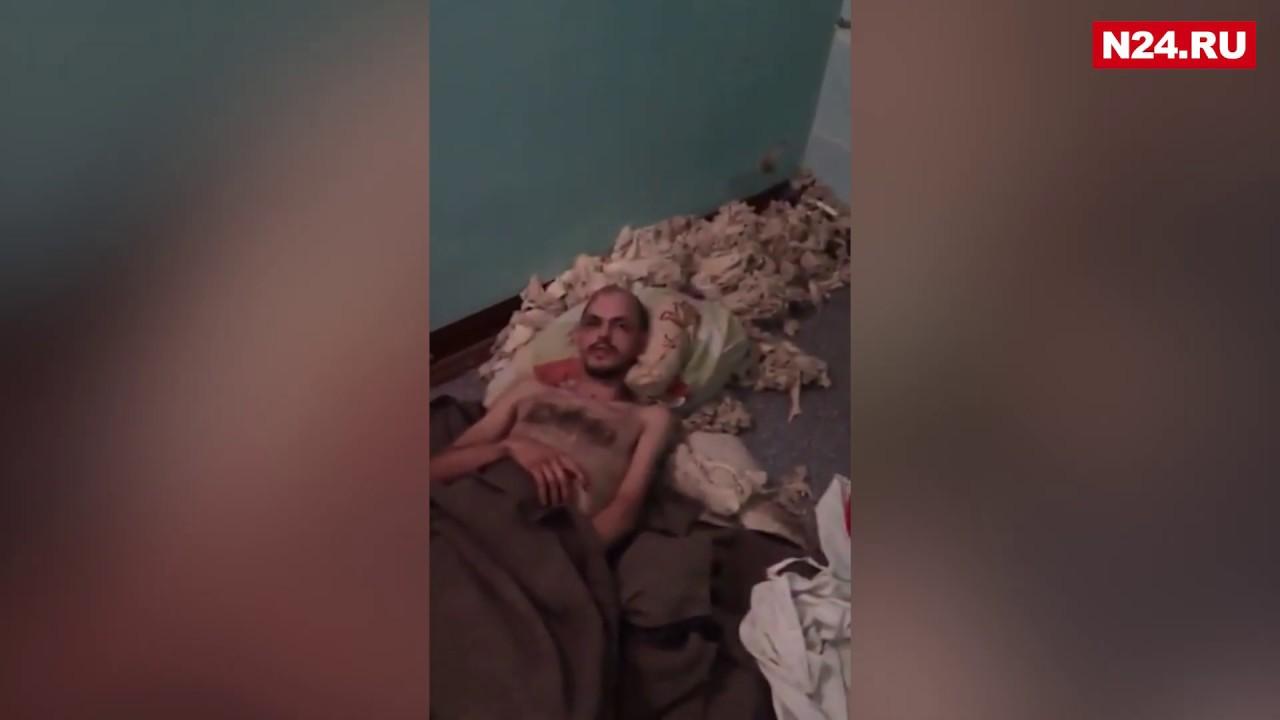 В Челябинской области пациента после трепанации черепа оставили на полу