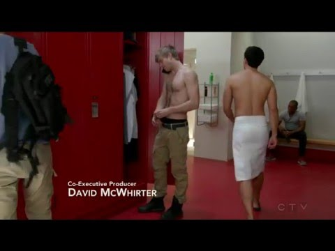 Graham Rogers /Caleb Haas (shirtless) - Quantico (tv series) #12