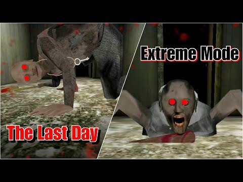 Granny Chapter Two Extreme Mode On The Last Day