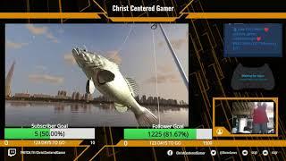 ChristCenteredGamer.com Plays Real VR Fishing