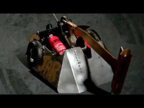 JAR - Series 9 All Fights - Robot Wars - 2017