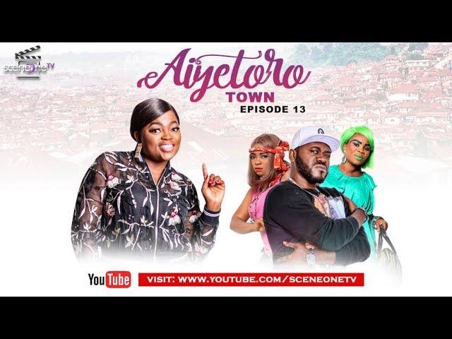 Aiyetoro Town Episode 13 - HEAD TO HEAD