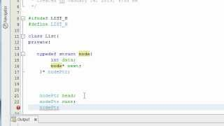 Creating a Linked List Project in C++  Part 1 thumbnail