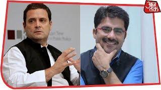 Rahul Gandhi के अच्छे दिन आ गए हैं ! Rohit Sardana के साथ Halla Bol