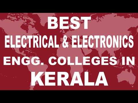 Best EEE Engineering Colleges in Kerala