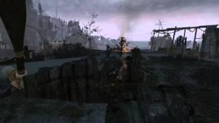 Tomb Raider DX 9 Max Settings Gameplay on Radeon 6570 Superclocked