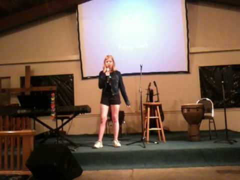 Christy Smith-Cyme 2010- Never Alone