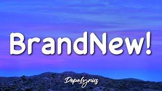 JAYJ - BrandNew! (Lyrics) 🎵 Images