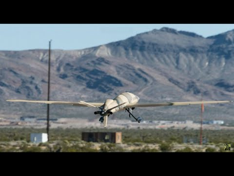 Armageddon Drones: Radiation-Detection UAVs to be Tested at Nevada Nuke Desert