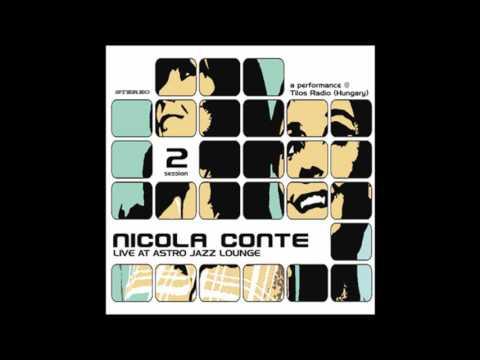 Nicola Conte live at Astro Jazz Lounge session 2