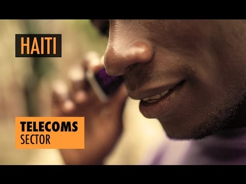 Rebirth of Haiti's National Phone Company