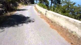 cyprus motor trip honda cub 70 part 2