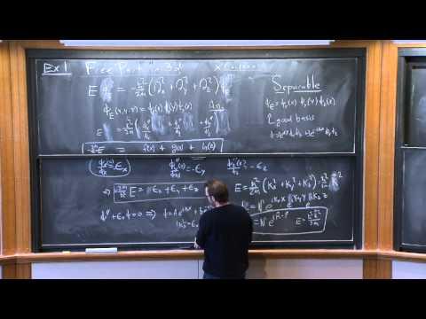 15. Eigenstates of the Angular Momentum