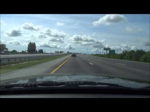 Jacksonville FL to Ft. Lauderdale Road Trip