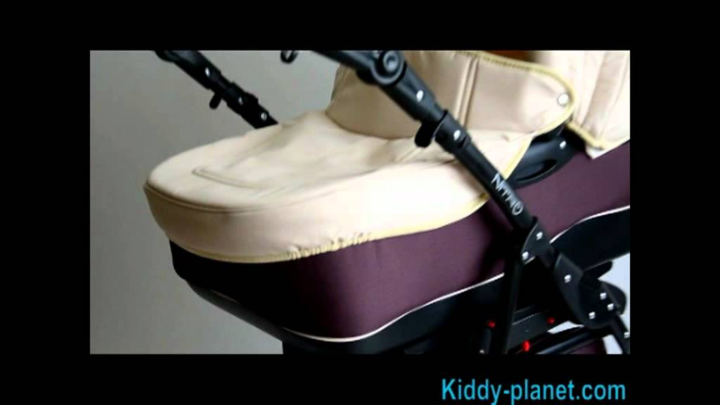 Видео обзор коляски 2 в 1