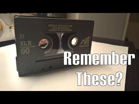 Exploring the good ol' Cassette Tape